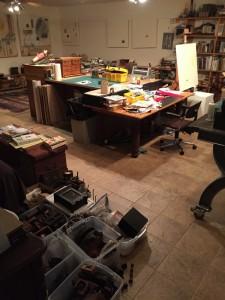student studio