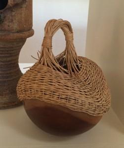 Honeysuckle Wood Bowl