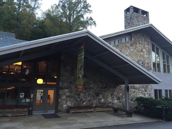 Arrowmont entrance