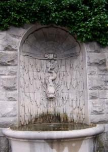 Biltmore fountain