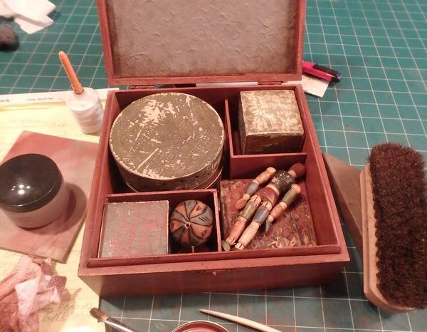 Inner Peace Game Box