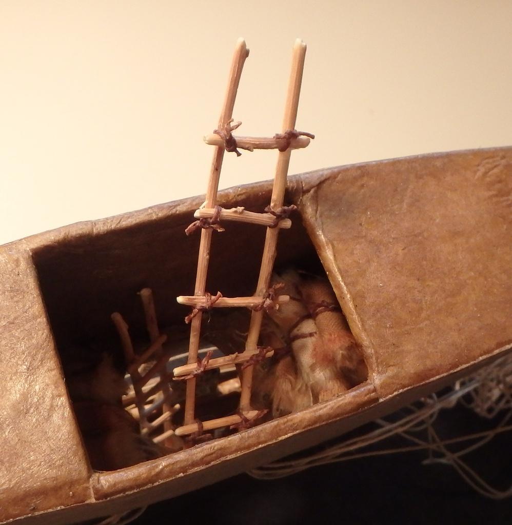 foundry center lethe boat detail