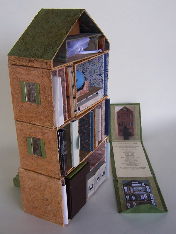 miniature books for blog