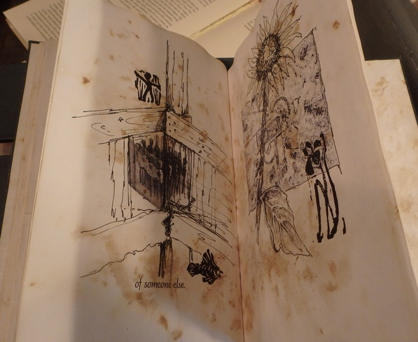 An Artist Book back page