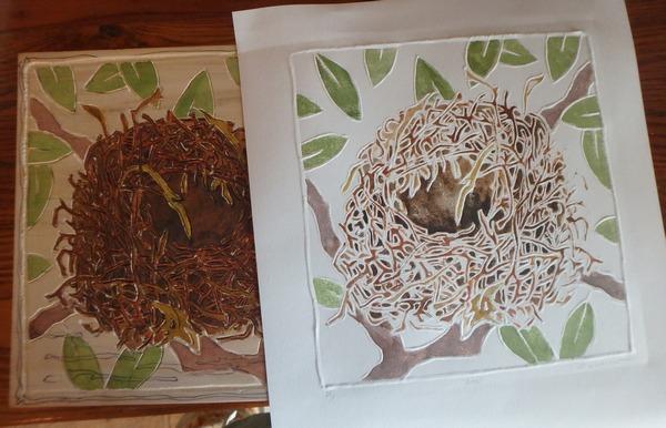 Nest redone