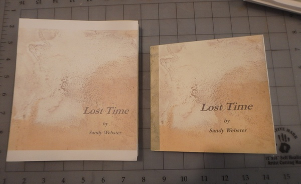 lost time first two test books