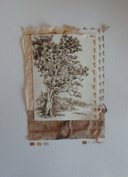 gum tree stitched