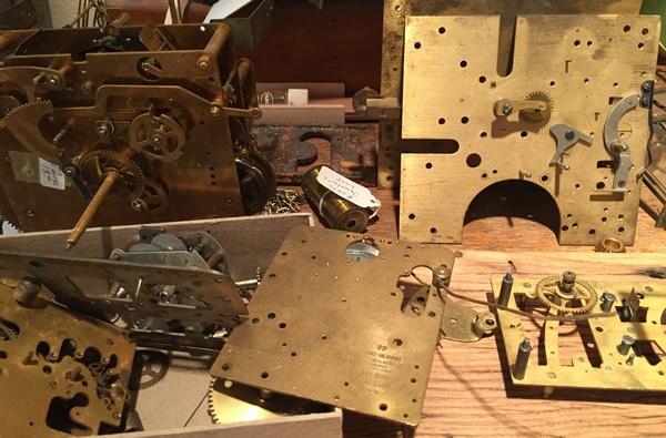 clock-parts